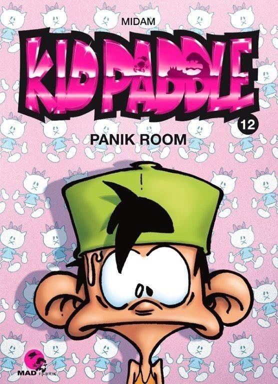Kid Paddle 12: Panik room